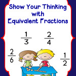 Equivalent Fraction Thinking