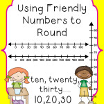 rounding using friendly numbers