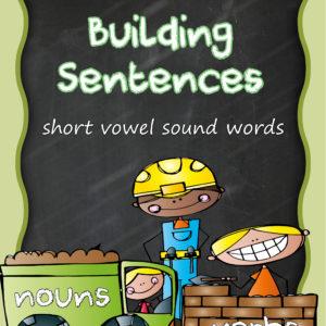 building sentences 1