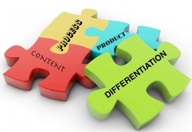 Differentiation: Planning - IgnitED