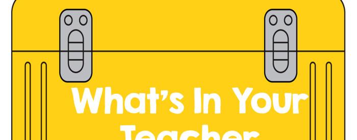 Teacher-toolbox