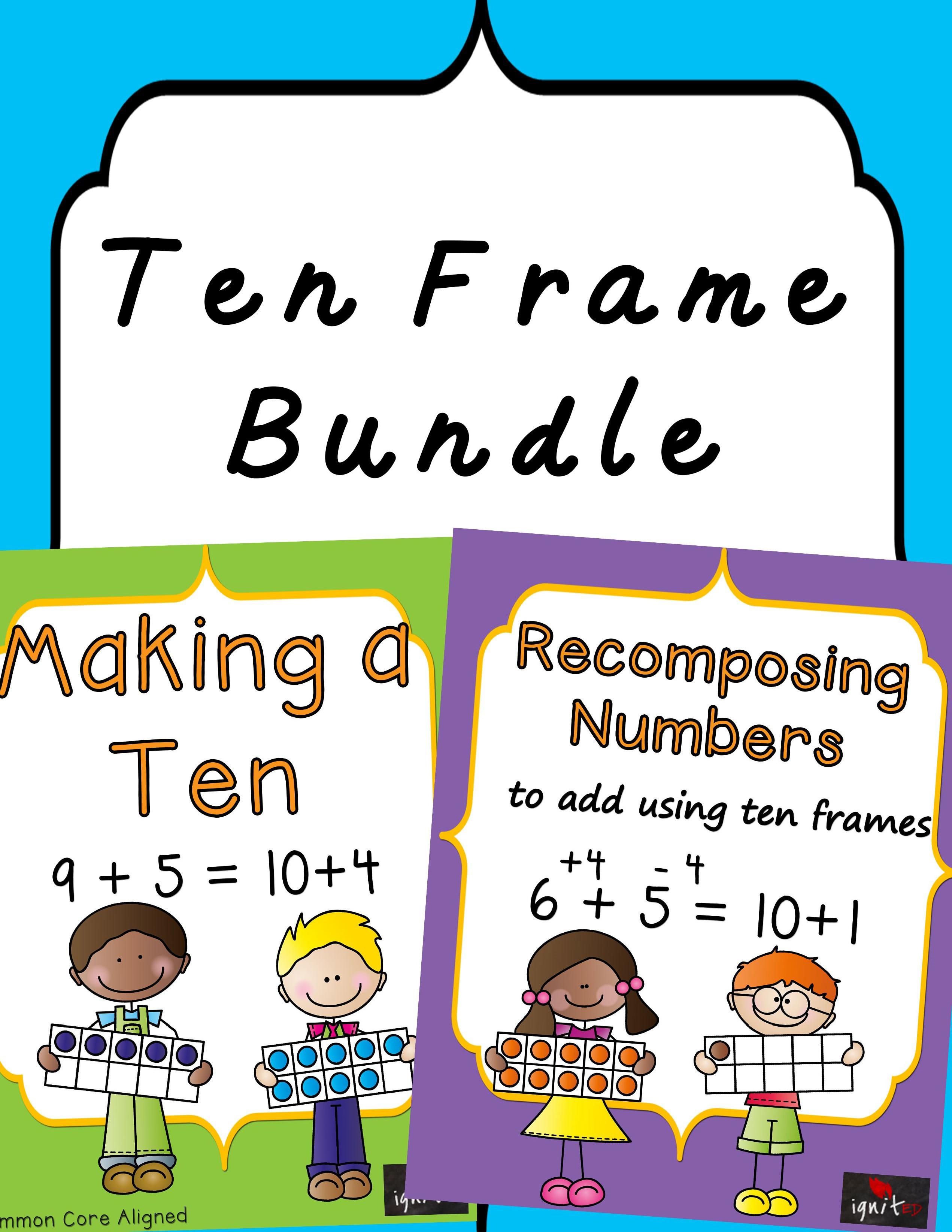 ten frame bundle
