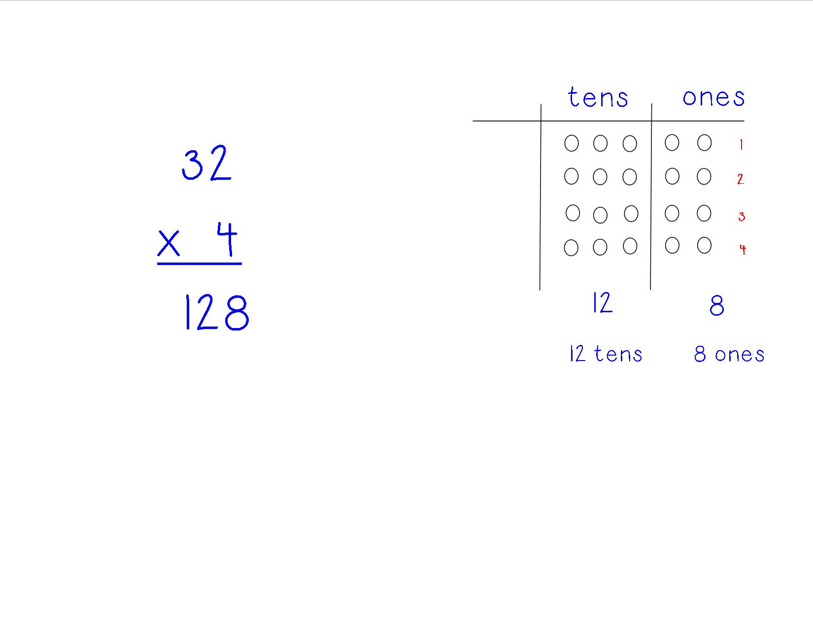 Teaching students to look for patterns mathematical practice 7 place value multiplication times 4 nvjuhfo Images