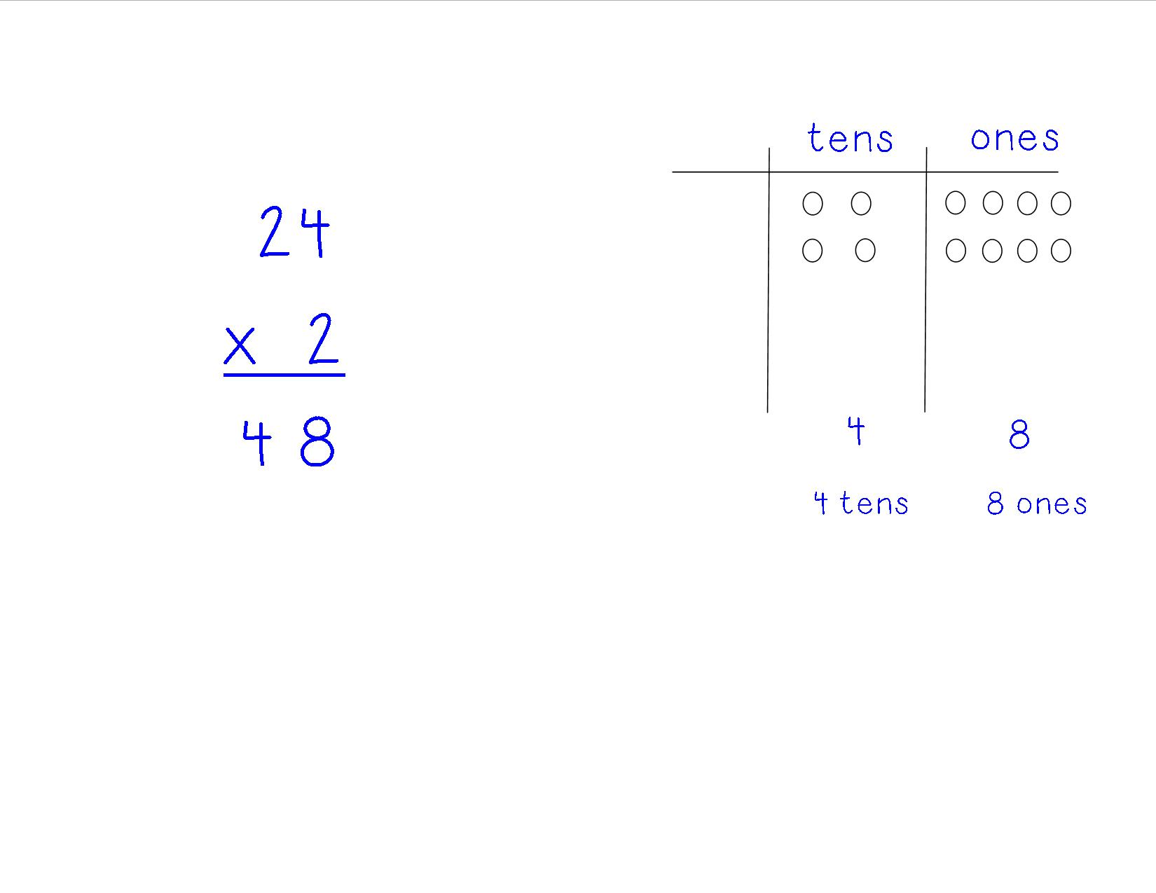 Teaching students to look for patterns mathematical practice 7 place value multiplication geenschuldenfo Image collections