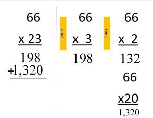 2digit multiplication