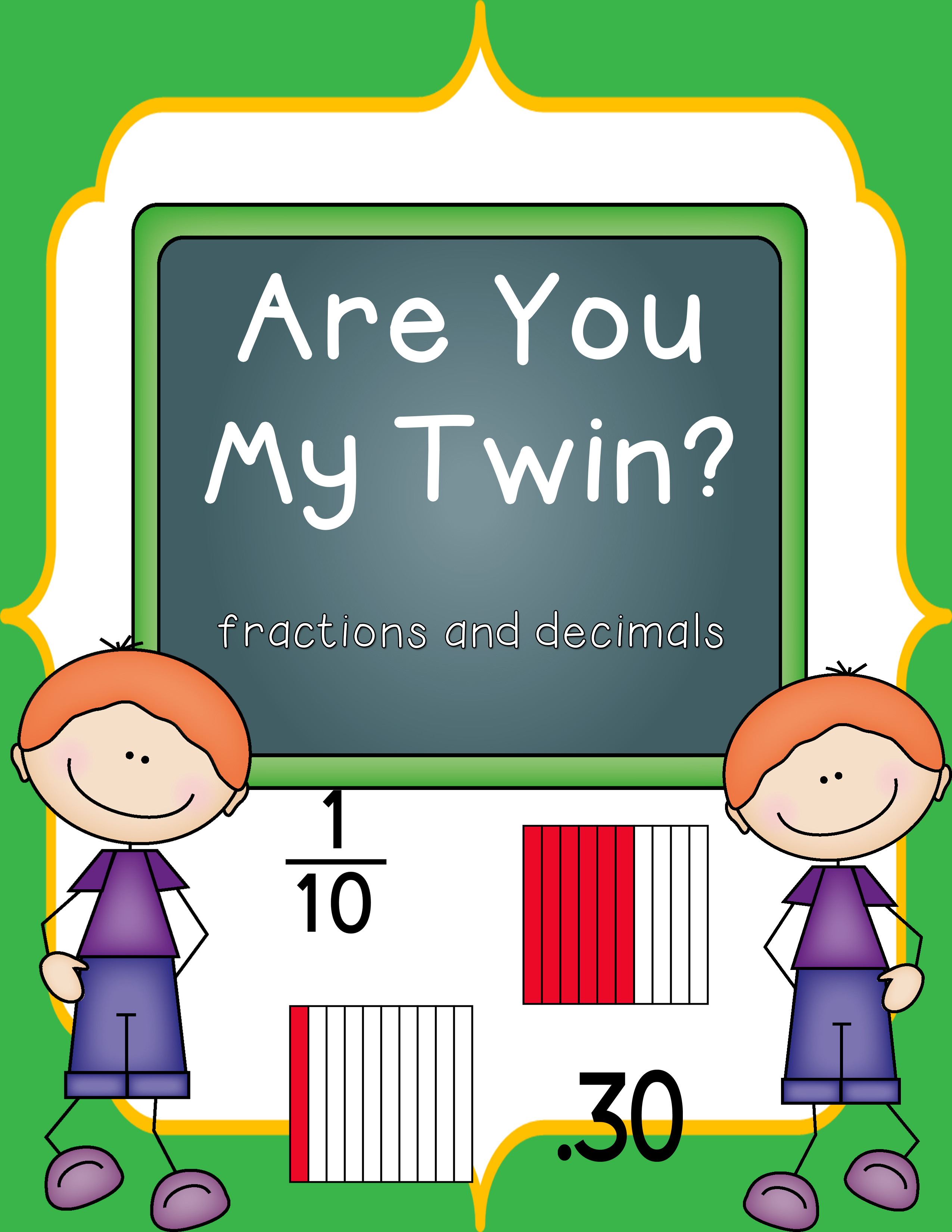 Are You My Twin-