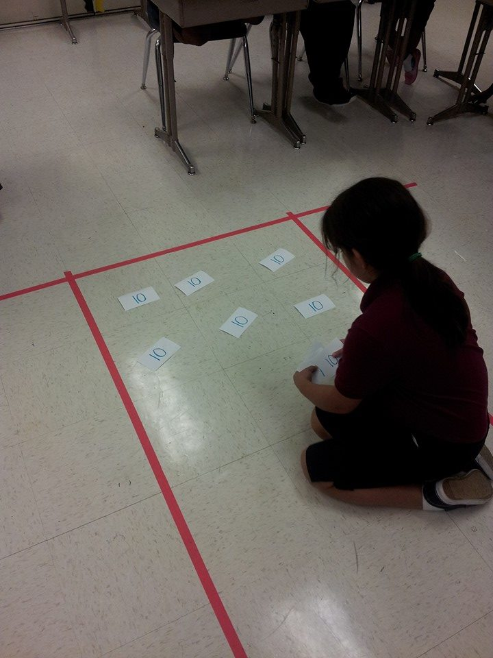 Using Number Disks To Teach Place Value Ignited