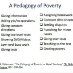 meme pedagogy of poverty